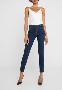 Current/Elliott - THE 7-POCKET STILETTO - Jeans Skinny Fit - demir - 0