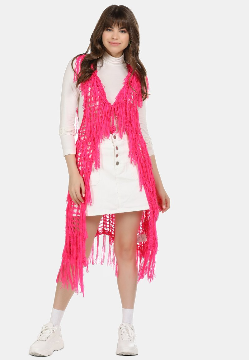 myMo - Liivi - neon pink