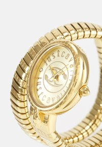 Just Cavalli - ALL GOLD SINGLE WRAP WATCH - Orologio - champagne sunray - 4