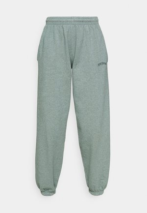 JOGGER PANT - Tracksuit bottoms - teal