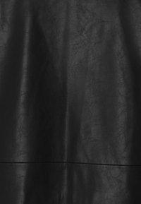 Opus - JATRI - Faux leather jacket - black - 2