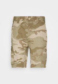 Schott - TROLIMPO - Shorts - beige - 3