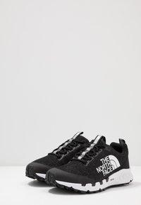 The North Face - SPREVA SPACE - Sneakers - black/white - 2