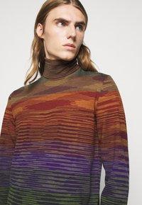 Missoni - LONG SLEEVE CREW NECK - Pullover - multi coloured - 4