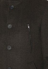 Bruun & Stengade - ONTARIO - Classic coat - brown - 6