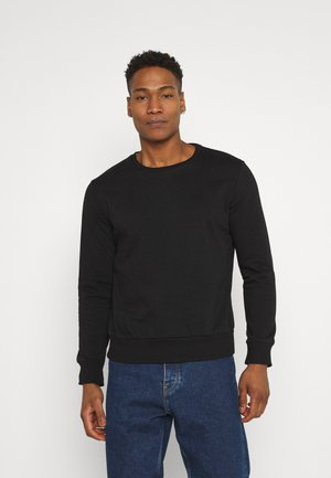 JONES - Sweatshirt - jet black/charcoal