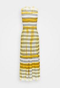 sandro - JULIE - Jumper dress - ecru/jaune - 1