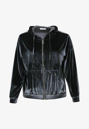 Fleece jacket - anthracite