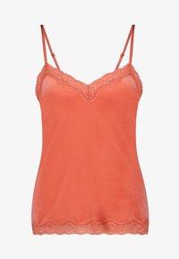 Hunkemöller - Pyjama top - orange - 4