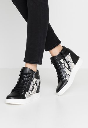 AILANNA - Sneakers high - silver