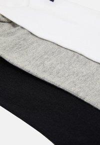 adidas Originals - UNISEX 3 PACK - Sokken - white/black/light grey - 1