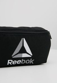 Reebok - WAISTBAG - Bum bag - black - 7