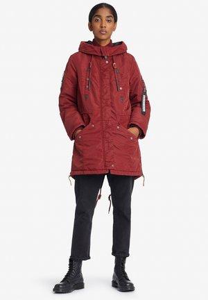 DISCO - Winter coat - rot