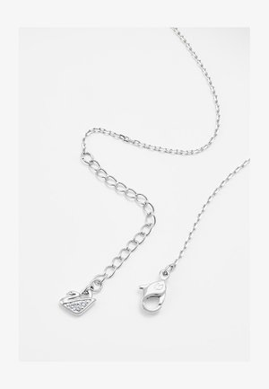 SWAN NECKLACE  - Náhrdelník - silver-coloured