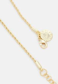 SNÖ of Sweden - ANKLET MADELEINE PLAIN - Bracelet - gold-coloured - 2
