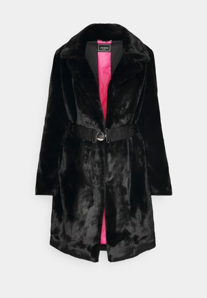 NEW SHELLY COAT - Mantel - jet black