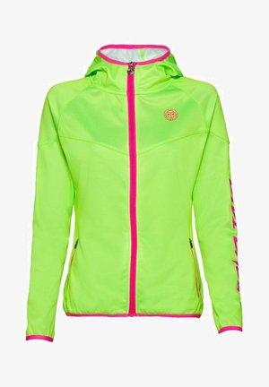 INGA TECH JACKET - Training jacket - neon green