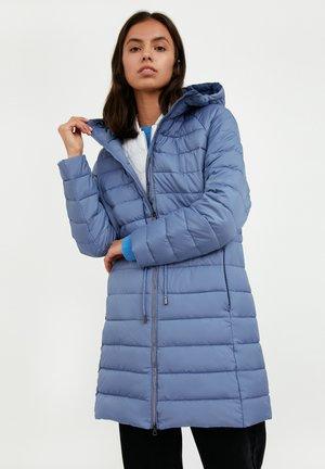 Winter coat - light blue