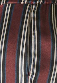 ASCENO - THE LONDON BOTTOM - Pyjamabroek - burgundy - 2