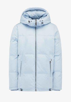 ANORAK - Winterjacke - light blue