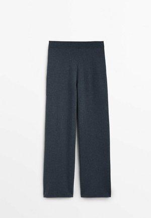FLIESSENDE - Trousers - dark blue