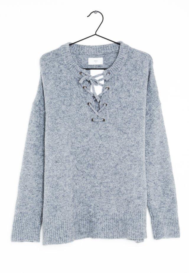 Trui - blue-grey