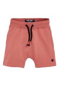 Next - 3 PACK SPLAT SHORTS - Shorts - beige - 4