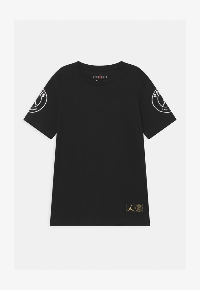 PSG SLEEVE HITTER - Klubbkläder - black