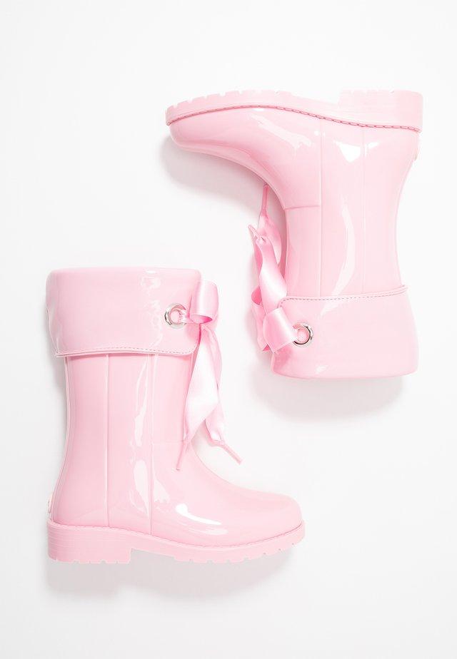 CAMPERA CHAROL - Regenlaarzen - rosa/pink