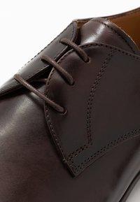 Giorgio 1958 - Elegantní šněrovací boty - scandicci porcino - 5