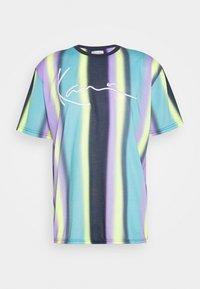 Karl Kani - Print T-shirt - navy - 3