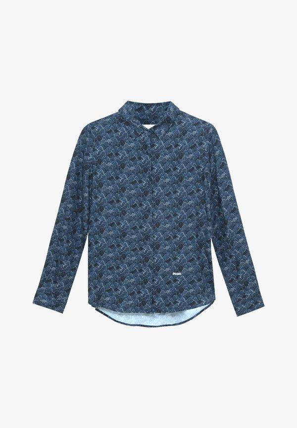 Brava Fabrics Koszula - blue/niebieski SOHB