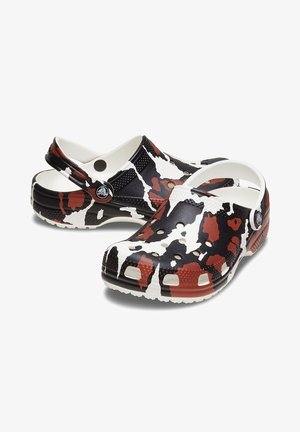 ANIMAL PRINT  - Drewniaki i Chodaki - cow