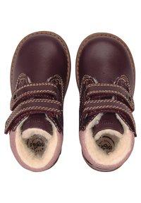 Primigi - PLAY CASUAL - Touch-strap shoes - bordeaux - 1