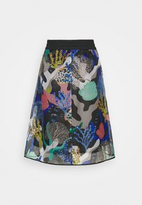 Marc Cain - Mini skirt - bermuda bay - 1