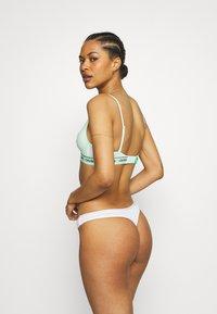 Calvin Klein Underwear - ONE UNLINED TRIANGLE - Sujetador sin aros - aqua luster - 2