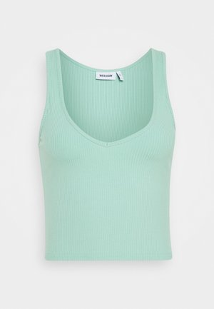 NOVELLA SINGLET - Top - green
