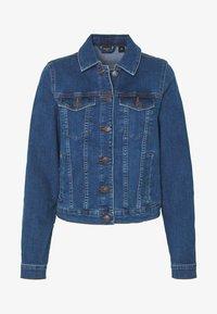 Vero Moda - VMULRIKKA JACKET MIX  - Denim jacket - medium blue denim - 4