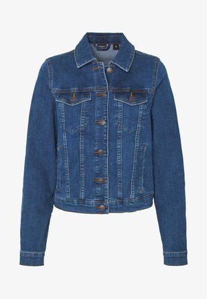 VMULRIKKA JACKET MIX  - Cowboyjakker - medium blue denim