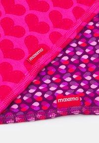 Maximo - KIDS MULTIFUNKTIONSTUCH 2 PACK UNISEX - Kruhová šála - pink/purple - 2