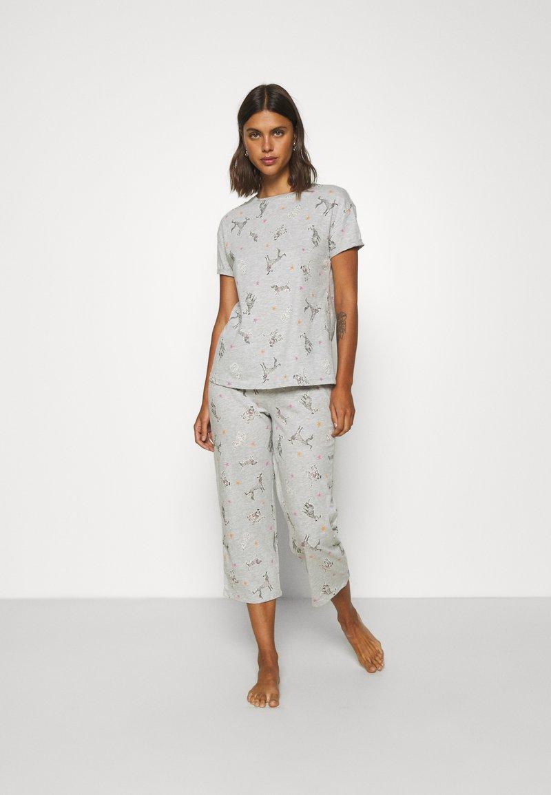 Marks & Spencer London - DOG - Pyjamas - grey