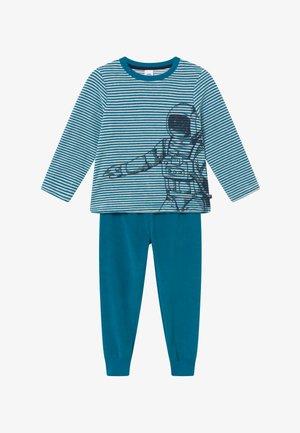 KIDS PYJAMA LONG - Pyjama set - petrol