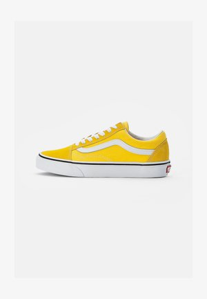 OLD SKOOL - Trainers - cyber yellow/true white