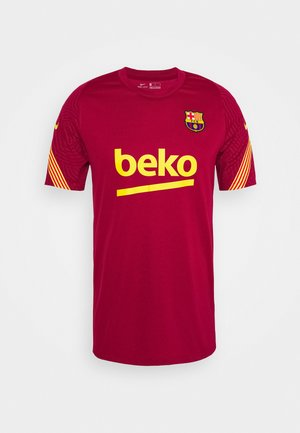 FC BARCELONA - Pelipaita - noble red/amarillo
