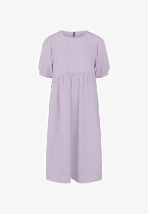 Sukienka letnia - lavender fog