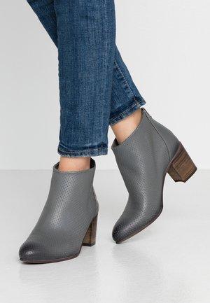 MATILDE - Kotníková obuv - grey