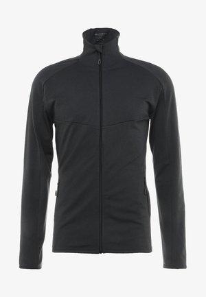 NAIR JACKET MEN - Zip-up hoodie - black