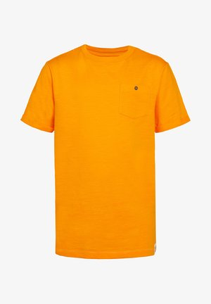 Basic T-shirt - bright orange