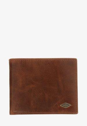 RYAN - Wallet - dark brown