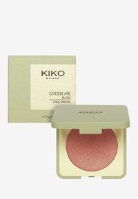 KIKO Milano - GREEN ME BLUSH - Blusher - 101 coral view - 1